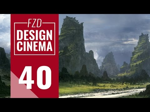 Design Cinema – EP 40 - Fantasy Landscape