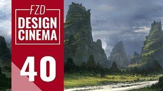 Design Cinema – EP 40 - Fantasy Landscape