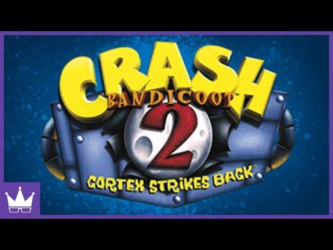 Twitch Livestream   Crash Bandicoot 2: Cortex Strikes Back Full Playthrough [PS4]