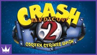 Twitch Livestream | Crash Bandicoot 2: Cortex Strikes Back Full Playthrough [PS4]