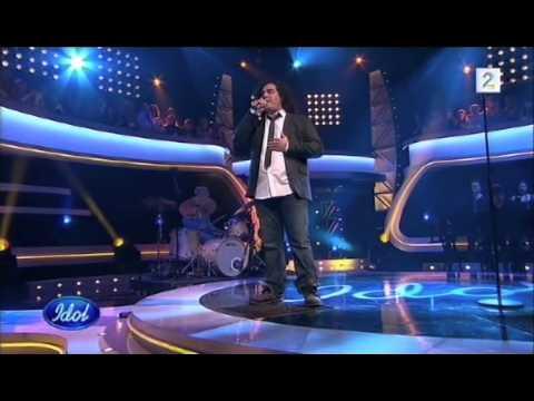 Chris Medina - One more time - Norwegian Idol 2.12.2011.m4v