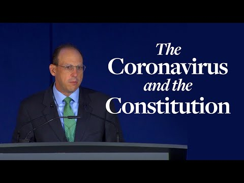 The Coronavirus and the Constitution | Constitution Day Celebration Panel