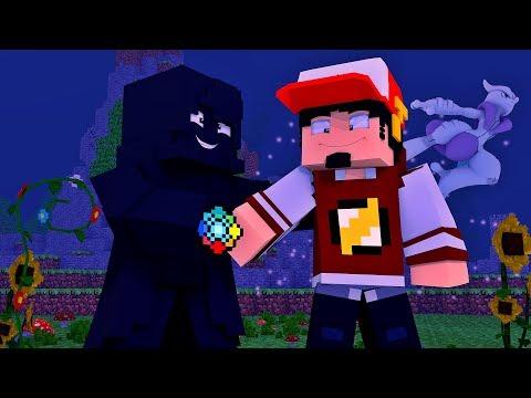 Minecraft: DEIXAMOS ELE PARTICIPAR DA...