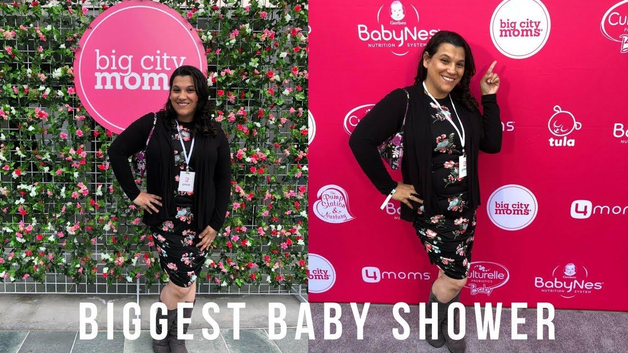 Big City Moms Biggest Baby Shower Expo 2018 U0026HAUL