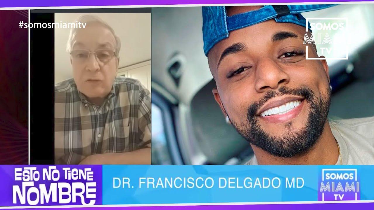 El Dr. Francisco delgado habla sobre las posibles causas de la muerte del reguetonero cubano el Dany
