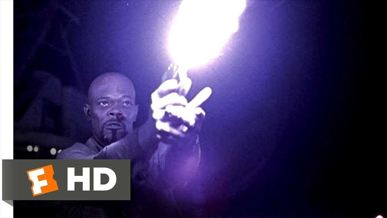 Download Shaft (2/9) Movie CLIP - Mano a Mano (2000) HD