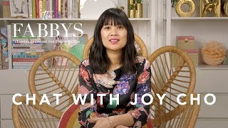 The Difference Between Goals and Dreams with Joy Cho | The Fabbys