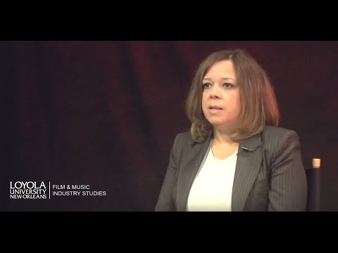 Donna Santiago, Professor of Legal Issues, VP, Jazz & Heritage Foundation - 2015 Interview (Short)