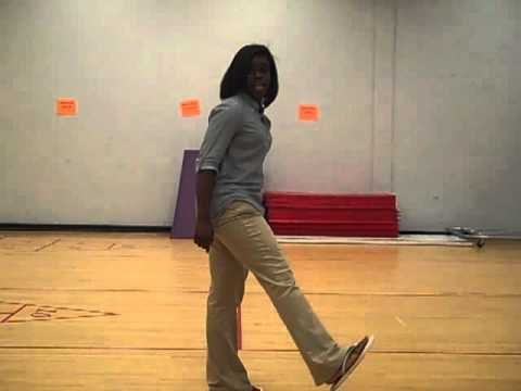 Five easy steps to the Electric Slide...mp4