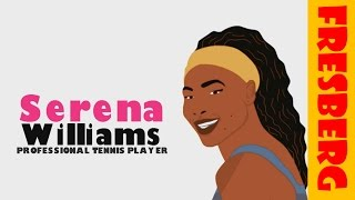 Serena Williams (Biography): Women in History (Educational Videos for Students)