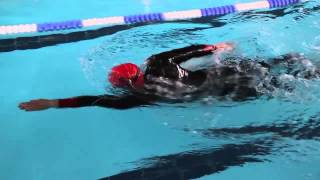 Triathlon Swimming Skills - Sighting