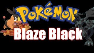 Pokemon Nuzlocke Blaze Black - Sore Throat Edition (Ep 16)