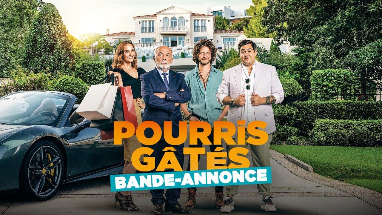 [STREAMING-VF] Pourris gâtés [2021] Film Streaming-vf Gratuit Francais 24 Septembre 2021