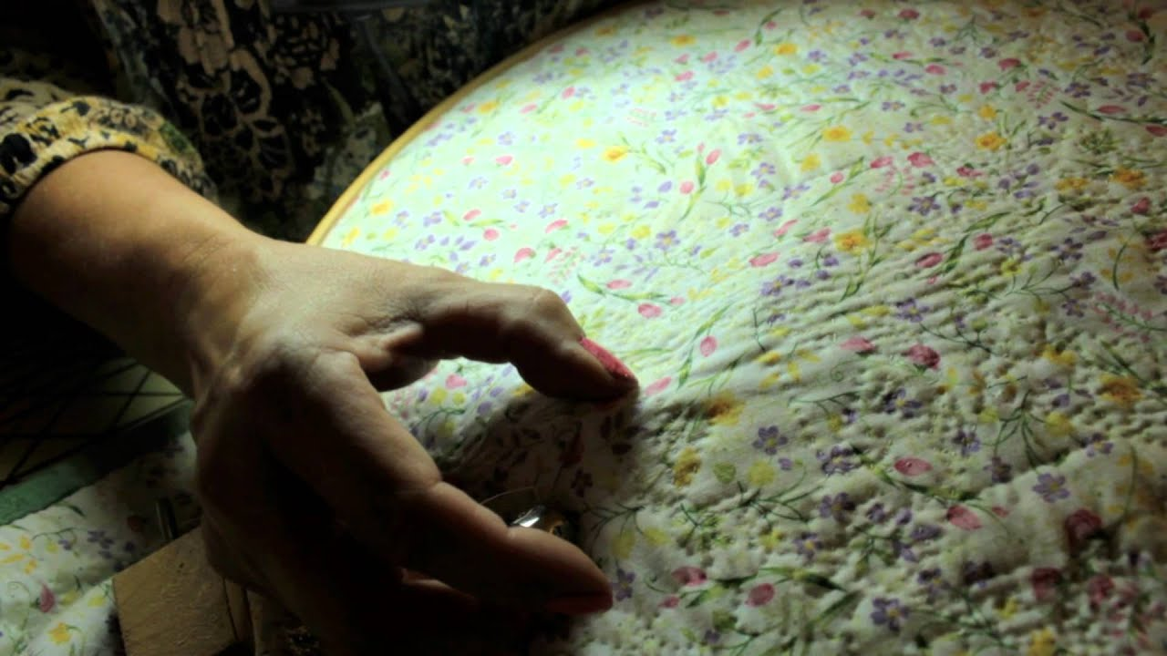 Hand quilting for beginners: thimbles - YouTube : hand quilting thimbles - Adamdwight.com