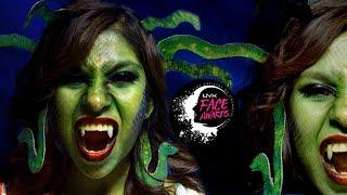 Medusa -NYX FACE AWARDS MEXICO 2016 #NYXFACEAWARDSMEXICO