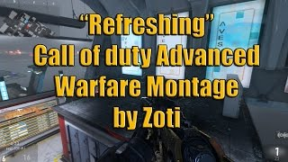 Refreshing a Call of duty Advanced warfare [PC] Sniper montage [60 FPS]