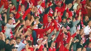 Slavia - Plzeň 4:0 - 7. kolo 1. ligy 2018/19 (1.9.2018)
