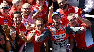 After the Flag: Italian glory in Misano