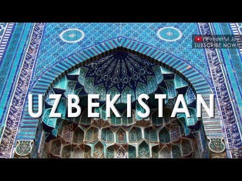 10 Best Places to visit in Uzbekistan | Central Asia | Travel Video 2018
