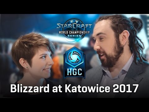Blizzard at Katowice 2017 – Day 2 Highlights