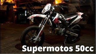 Top 5 Supermotos 50cc 2-Stroke
