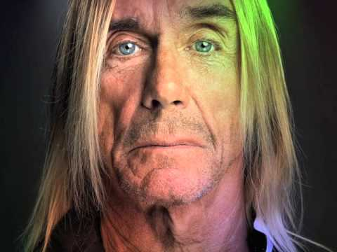 Iggy Pop: on the music business & piracy
