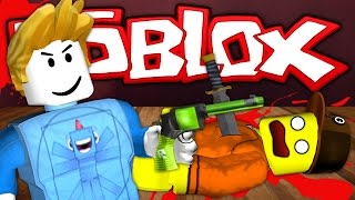 WHO'S THE MURDERER?! - Roblox Murder Mystery! W/AshDubh