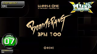 [PUMP IT UP XX] 부메랑(BOOMERANG) D7