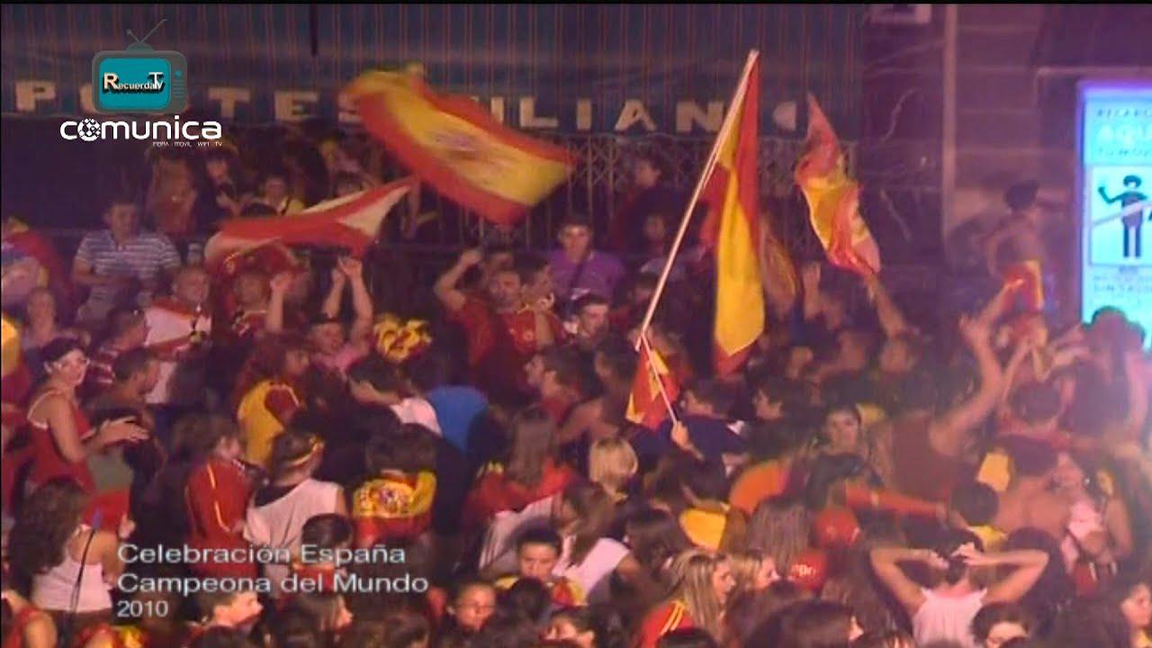 PUENTE GENIL | CELEBRACIÓN MUNDIAL DE FUTBOL 2010