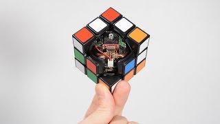 Self Solving Rubik's Cube