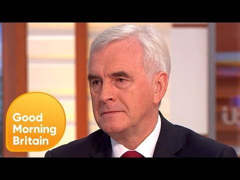 UK Budget 2017: Shadow Chancellor Highlights His Concerns | Good Morning Britain