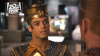 "Night at the Museum: Secret of the Tomb | ""Secret"" Clip featuring Rami Malek 