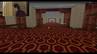 Roblox: The Shining! Scary Horror Survival Game!