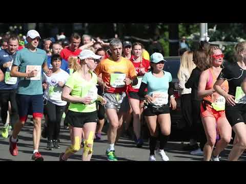 """Aizsardzības nozares komandu """"Lattelecom Rīgas maratonā"""" pārstāv rekordliels dalībnieku skaits"""
