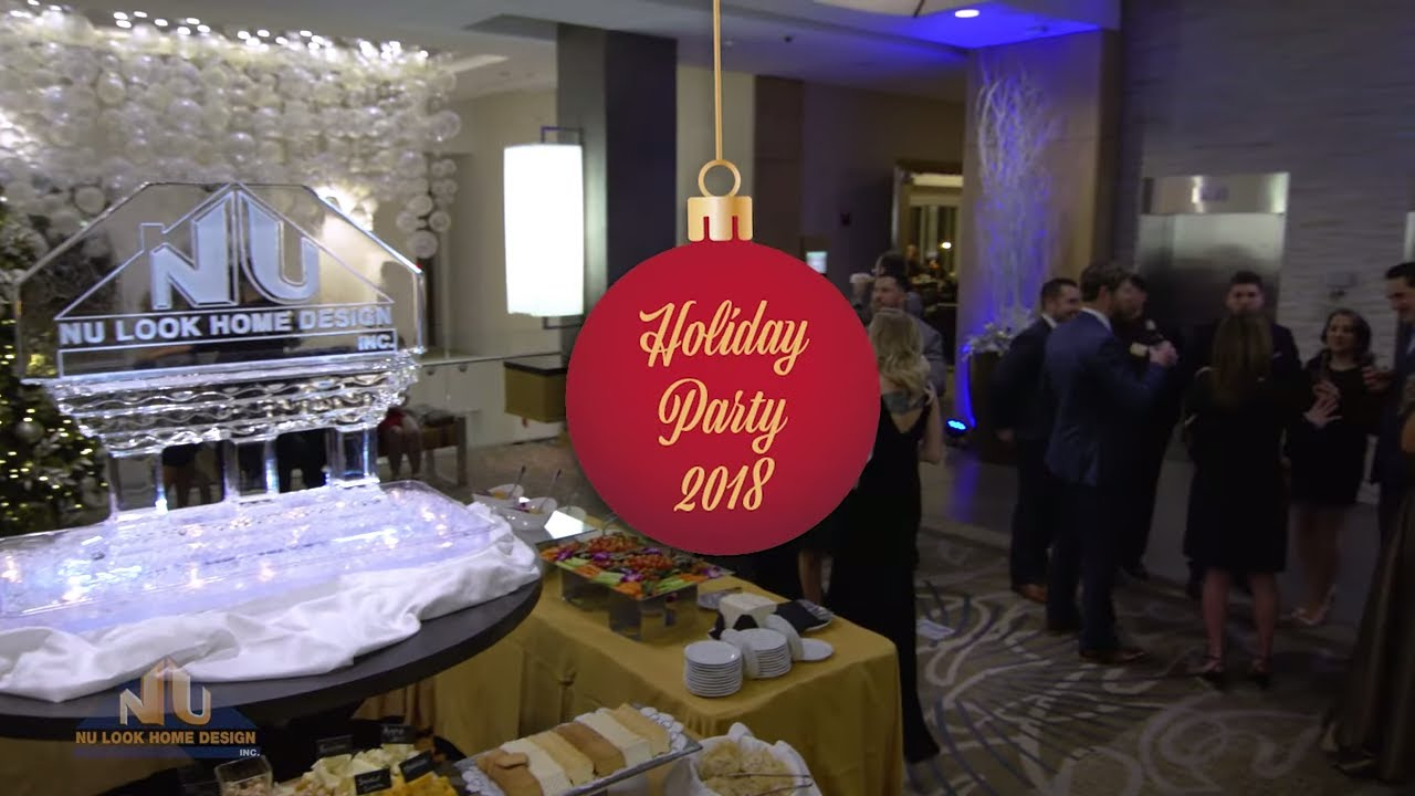 Corporate Holiday Party 2018 Nu Look Home Design