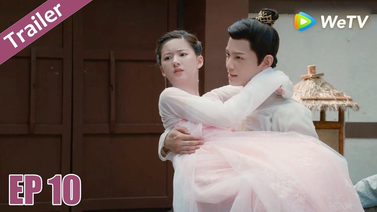 Trailer | Trần Thiên Thiên , Ngày Ấy Bây Giờ - Tập 10 (Vietsub) | Top Phim Cổ Trang Xuyên Không