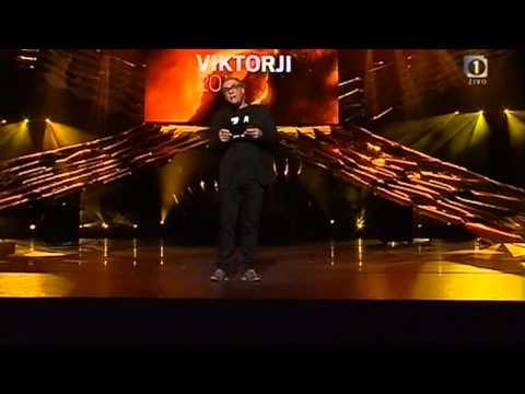 Viktorji 2011 - Boris Kobal