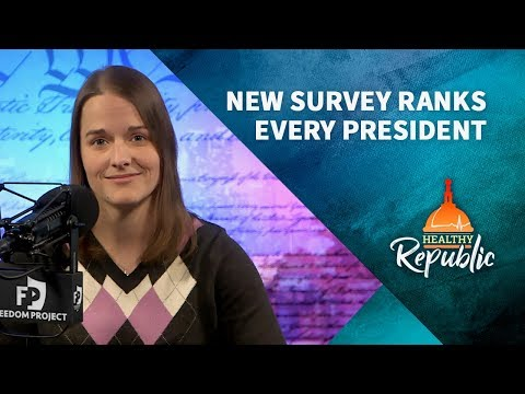 New Survey Ranks Every President  |  Katie Petrick