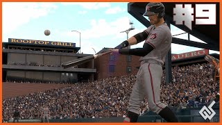 NEW GEAR! BIG SWINGS! | MLB THE SHOW 20 | SF Giants | Road to the Show | S1 | EP. 9