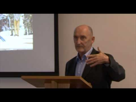 Parting Waters (climate migration / race) - talk by David Theo Goldberg