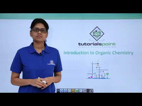 Organic Chemistry - Introduction