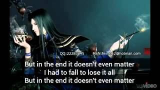 In the End (Linkin Park) lyrics