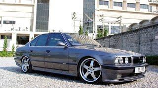 BMW M5 E34 - параметры - видео-обзор - фото
