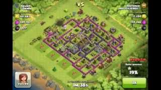 ARTIFICIEROS Clash of Clans