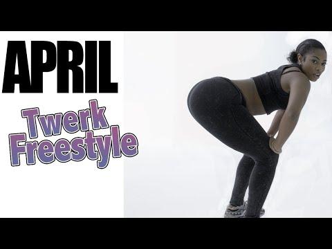 Segway Twerking Freestyle April