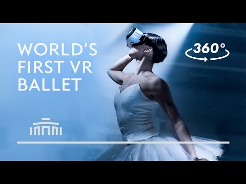 NIGHT FALL -  First Virtual Reality Ballet in the World (360