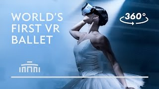NIGHT FALL -  First Virtual Reality Ballet in the World (360°) thumbnail