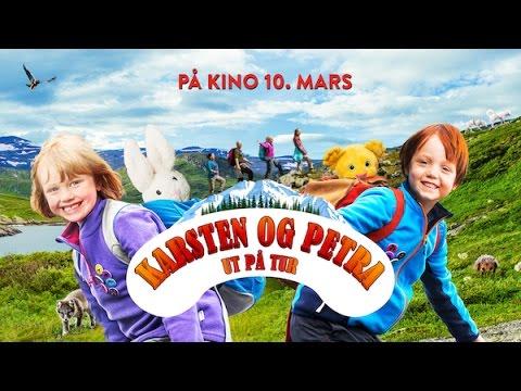 Karsten og Petra - ut på tur. Official Trailer.