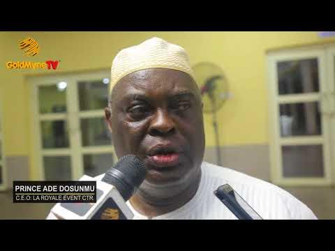 INDUCTION OF ADE DOSUNMU INTO EXECUTIVE ELITE 007 CLUB OF NIGERIA (Nigerian Music & Entertainment)