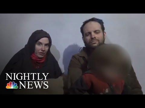 American Woman And Family Held For 5 Years In Afghanistan Freed | NBC Nightly News